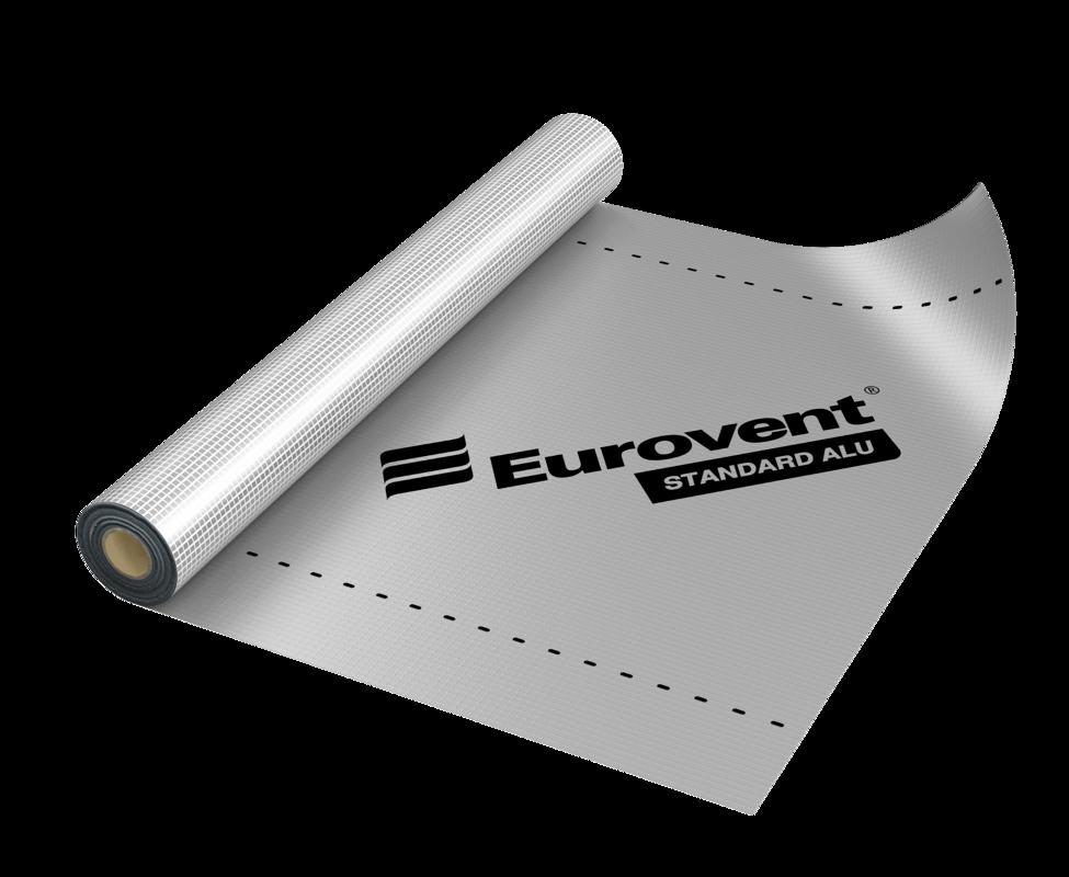 Eurovent STANDARD ALU tvaika izolācijas plēve