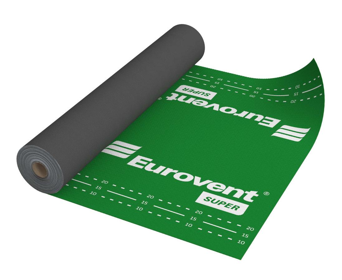 Eurovent SUPER GREEN difūzijas membrāna