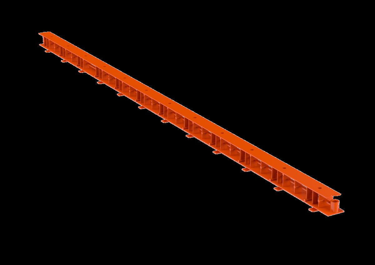 Eurovent GRATE VENTI apakšmalas ventilācijas elements