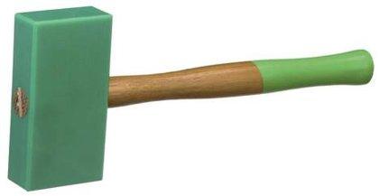 PVC taisnstūra āmurs ar hikorija kātu